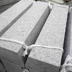 krawężniki  drogowe proste granit G341
