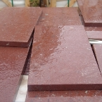 płyty z polerowanego granitu Putian Red