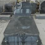 Nagrobek z granitu chińskiego G699